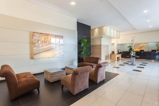 Hotel Howard Johnson Guayaquil: Lobby