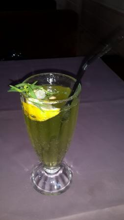 Granatovy Sad: Домашний лимонад Тархун