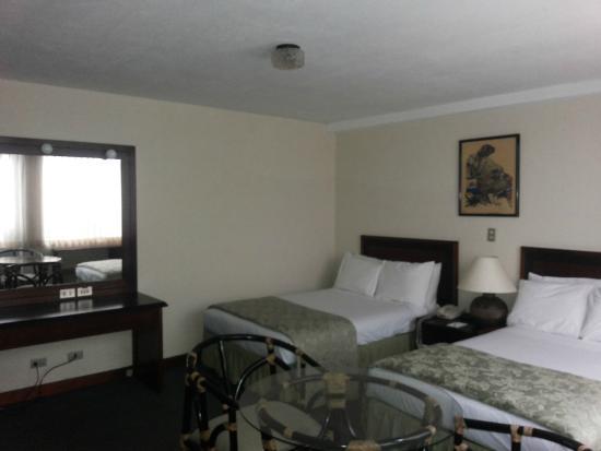Suites Reforma Apart Hotel : Habitación estándar doble