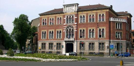 Casa verdi foto di casa di riposo per musicisti giuseppe for Piccoli piani di casa verdi