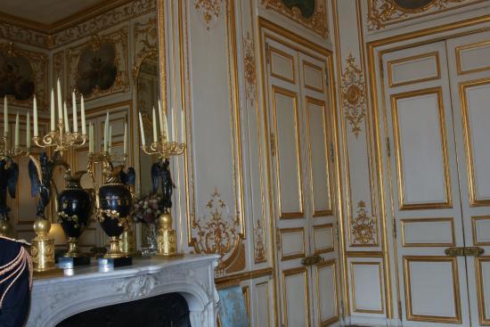 paris palais de l 39 elys e salon des aides de camp picture of elysee palace paris tripadvisor. Black Bedroom Furniture Sets. Home Design Ideas