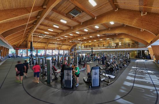 Cooper Hotel Conference Center & Spa: Cooper Fitness Center