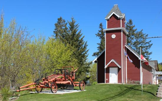 Chase, Canada: Our Museum is housed in a 1909 heritage Church
