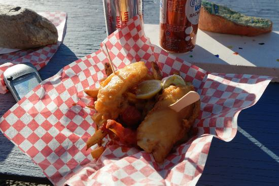 Captain Caper's Fish & Chips