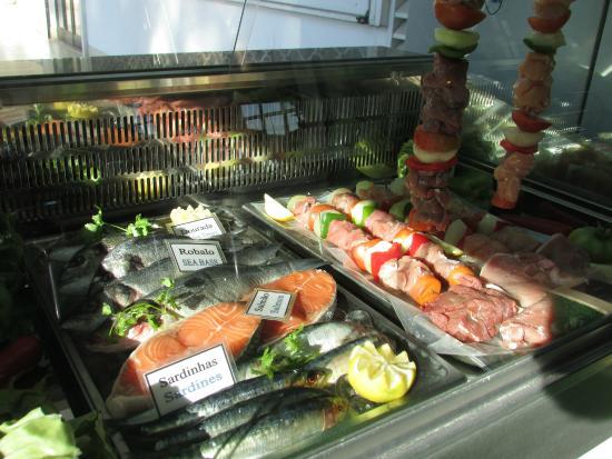 Restaurante Expresso: Fresh Fish and Kebabs