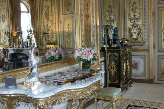 paris  palais de l u0026 39 elys u00e9e  salon dor u00e9