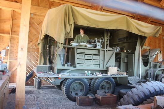 คาร์ไลอัล, เพนซิลเวเนีย: WWII Motorpol on Heritage Trail