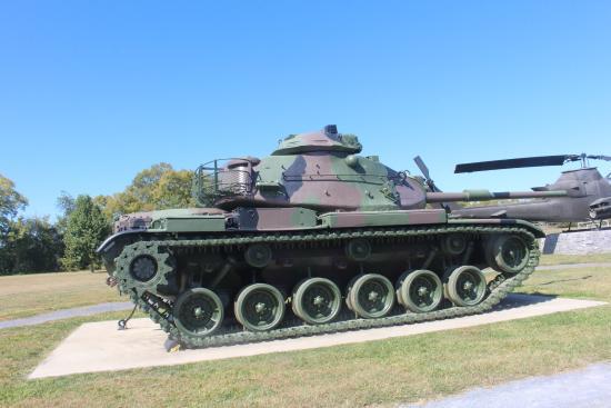 คาร์ไลอัล, เพนซิลเวเนีย: Tanks galore!