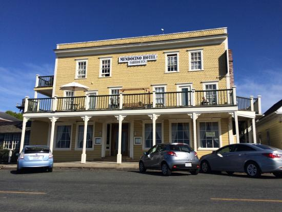 Mendocino Hotel and Garden Suites Picture of Mendocino Hotel and