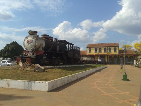 Guajará-Mirim, RO: museu da EFMM