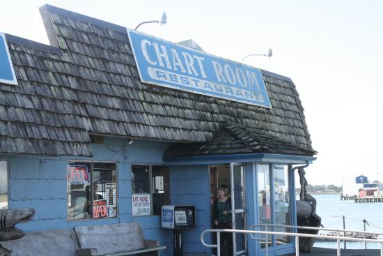 Old Glory - Picture of Chart Room Restaurant, Crescent City ...