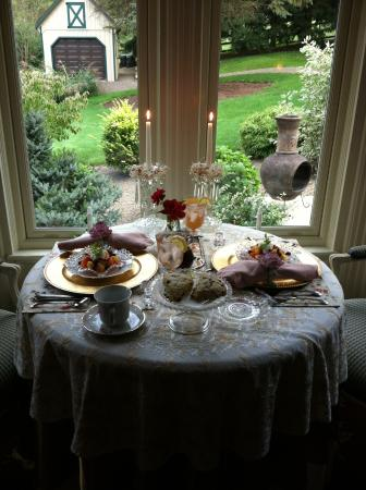 Northview Inn Bed and Breakfast : Bon Appetit