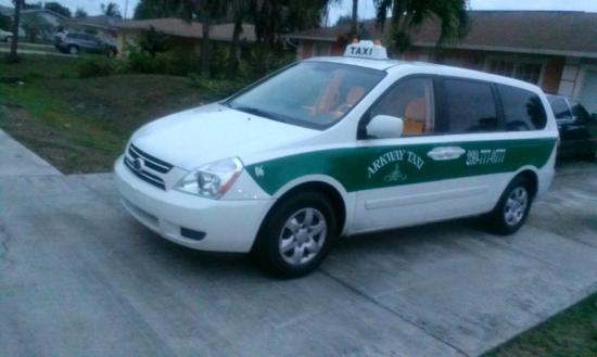 Naples FL Taxi & Car Service