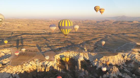 By Cappadocia World Travel Agency: Hot Air Balloon in Cappadocia