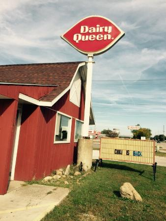 Gilman, IL: Modest but a WELCOME Stop