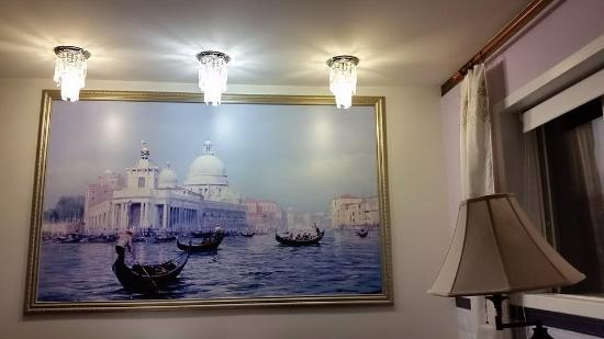 Nominingue, Canada: Venice Room