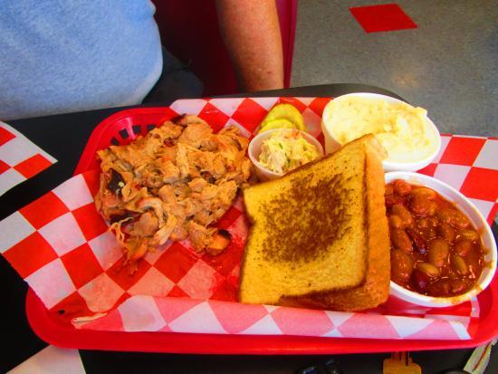 Anderson, Carolina Selatan: Pork
