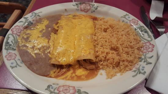Selah, Ουάσιγκτον: El Caporal Restaurant