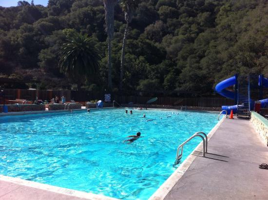 Avila Hot Springs