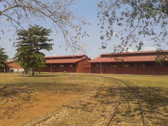 Museu Da Estrada De Ferro Madeira-Mamore