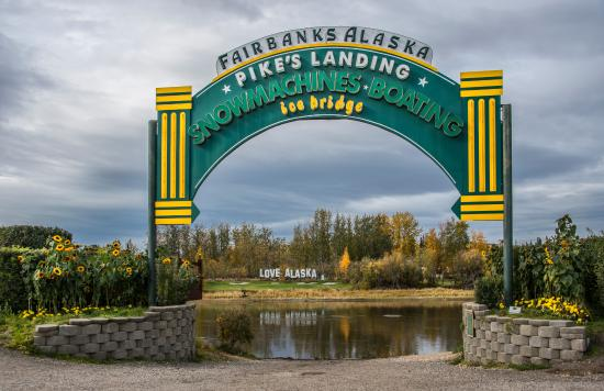 Pike's Waterfront Lodge: Pikes Landing