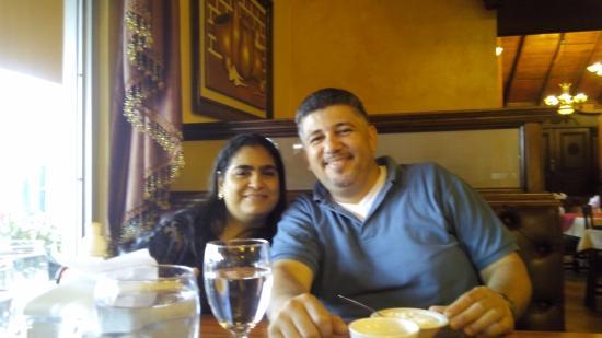 Nueva Ocotepeque, ฮอนดูรัส: desayunando con mi amada esposa