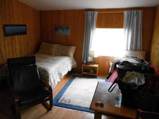 The Arctic Chalet Resort: cabin room