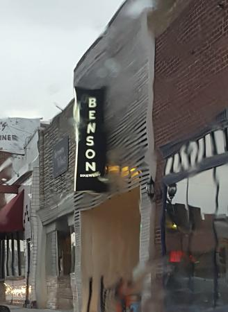 Fish chips picture of benson brewery omaha tripadvisor for The fish omaha