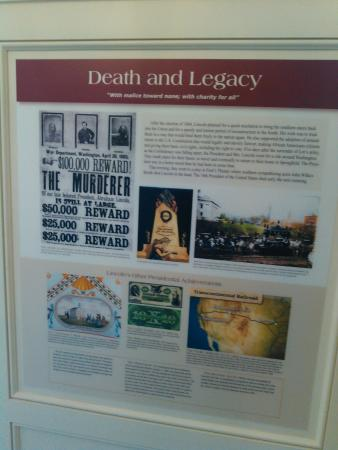 Lincoln Legacy Museum