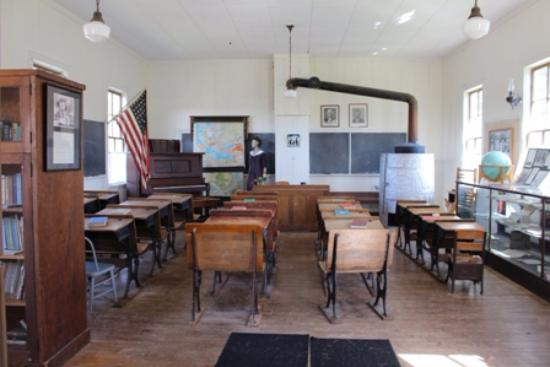 Runestone Museum: The 19th Century Schoolhouse