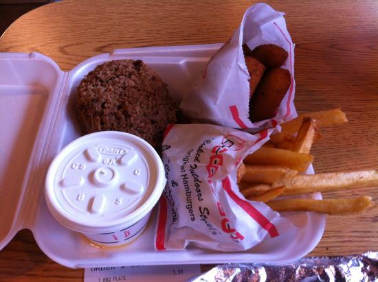 Anderson, Karolina Południowa: Dog food