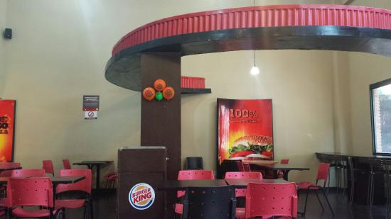 Burger King: Bom