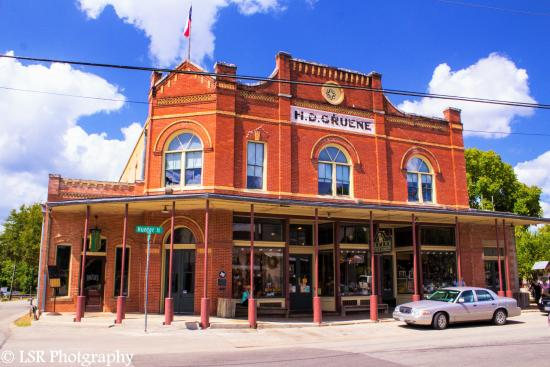 Gruene Historic District