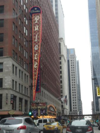 do teatro foto di cadillac palace theatre chicago tripadvisor. Cars Review. Best American Auto & Cars Review