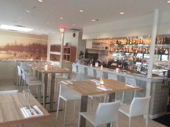 Beach Bay Cafe And Patio Beautiful Interior