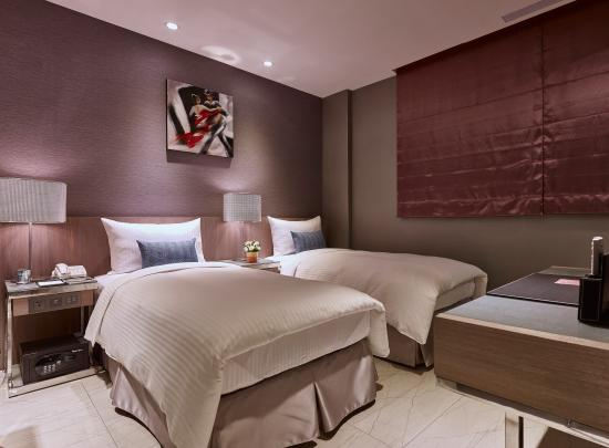 Beauty Hotels Taipei - Hotel B7 Journey