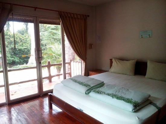 Erawan National Park : ที่พัก อช.เอราวัณ โซนใกล้น้ำตก