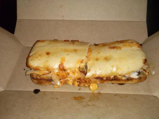 Buffalo Chicken Sandwich Picture Of Domino S Pizza Salem Tripadvisor
