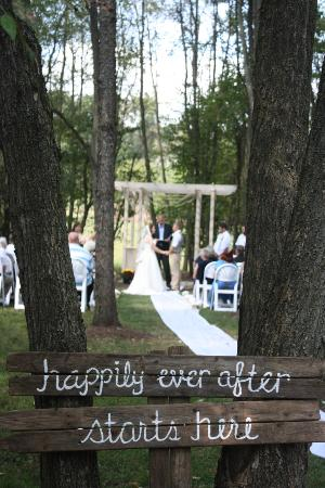 Etters, PA: September 2014 Wedding