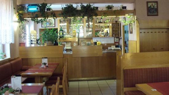 Hotel Pelikan: Restaurace a jídelna