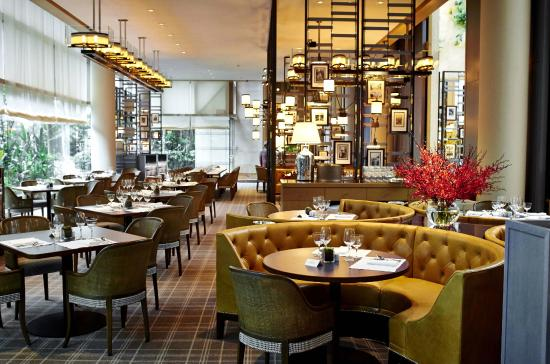 Photo of Asian Restaurant Colony at 7 Raffles Avenue Ritz Carlton Millenia Singapore, Singapore 039799, Singapore