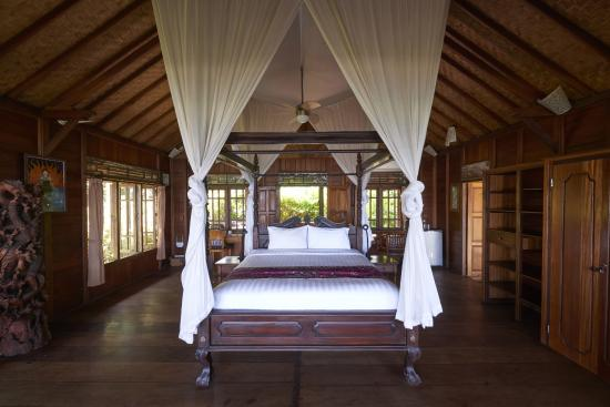 Jasri Bay Hideaway: Kelapa Cottage Bedroom