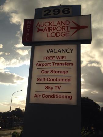 Auckland Airport Lodge: photo0.jpg