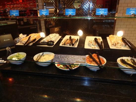 Wondrous Sushi Picture Of The Buffet At Ti Las Vegas Tripadvisor Download Free Architecture Designs Pendunizatbritishbridgeorg