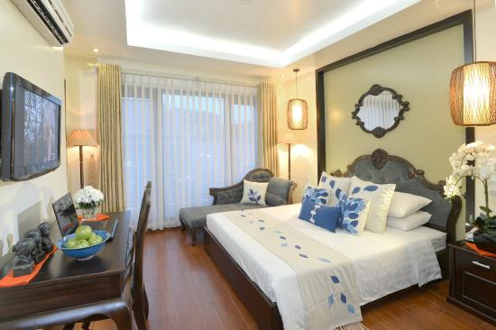 Hanoi Finnegans Hotel: Ma May Suite