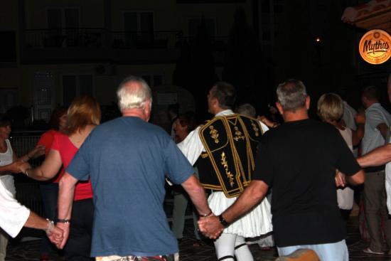 Greek Night Sept 2015
