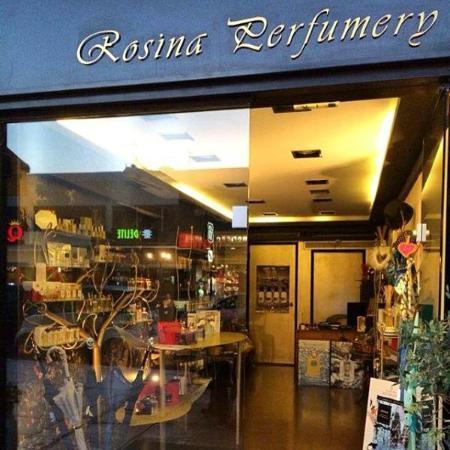 Rosina Perfumery Glyfada