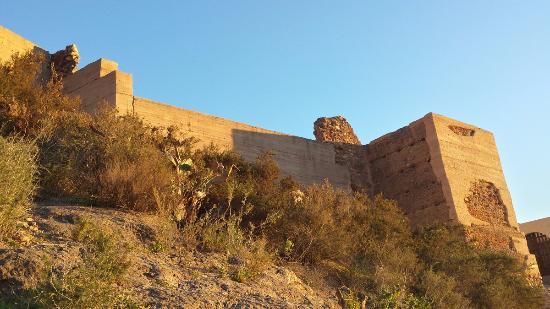 Castle of Alhama de Murcia
