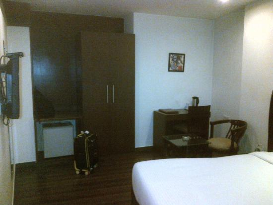 Hotel Saptagiri & ZO Rooms: Room