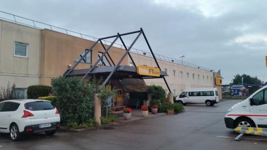 hotelF1 Dunkerque centre St Pol sur Mer